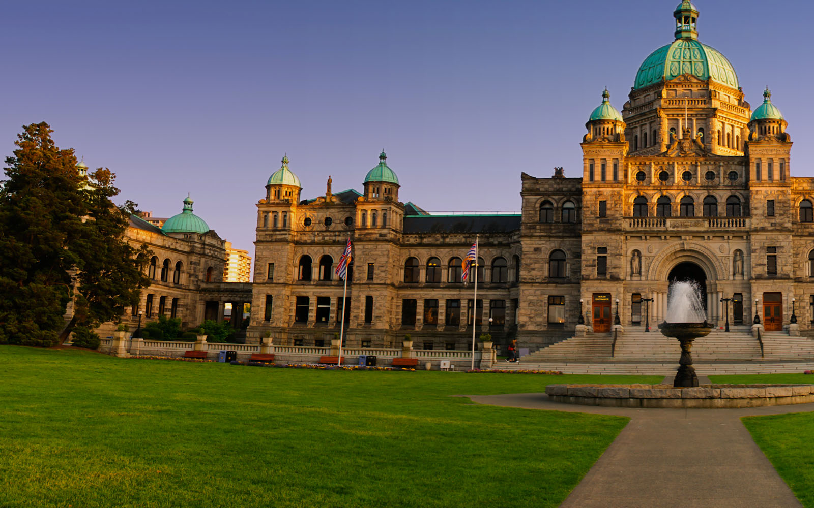 British Columbia Provincial Parliament Building