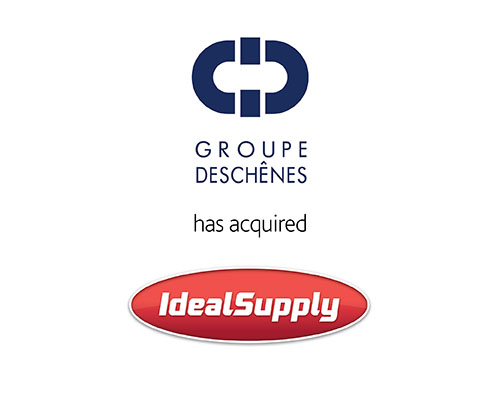 Group Deschenes has acquired Ideal Supply