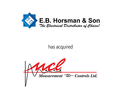 E.B. Horsman & Son Ltd. has acquired Measurement & Controls Ltd.