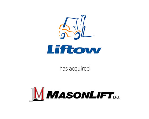 Liftow Limited has acquired MasonLift Ltd.