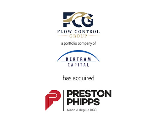 Flow Control Group, a portfolio company of Bertram Capital, has acquired Preston Phipps Inc.